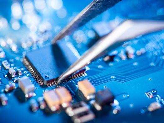 Elektronik-Teile