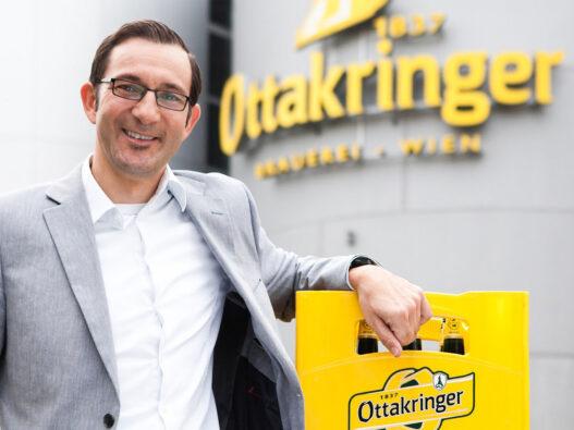 Ottakringer Brauerei-Dipl.-Ing.-Tobias-Frank-Geschäftsführer
